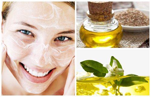 Aceite esencial Neroli para el rostro