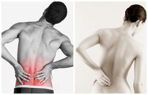 aceites para el dolor de ciatica