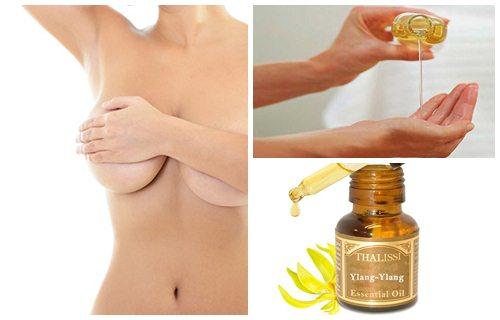 aumentar el busco con aceite ylang ylang