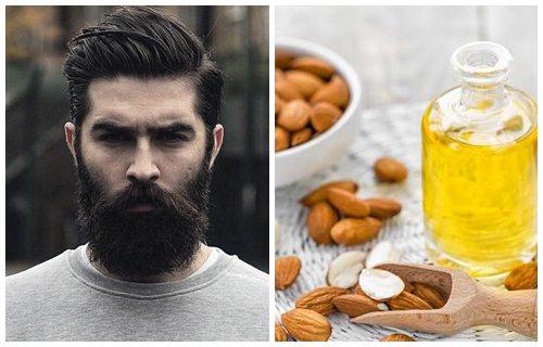 aceite esencial de almendras para la barba
