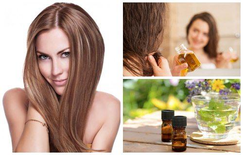Aceite esencial de ylang ylang para el pelo