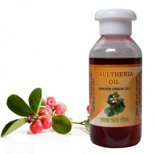aceite de gaulteria composicion quimica