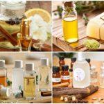 aceites esenciales para perfumes