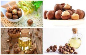Aceite de Macadamia, propiedades y para que sirve