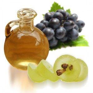 aceite de uva para varices