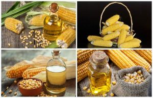 Usos y propiedades del Aceite de Maíz