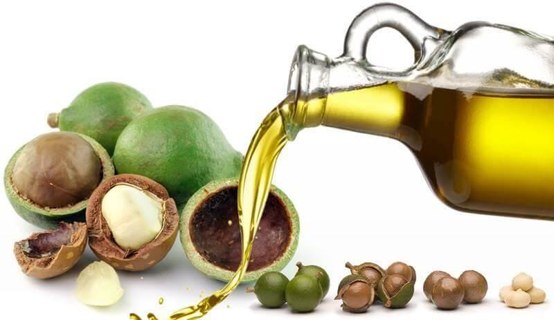 aceite de macadamia africana