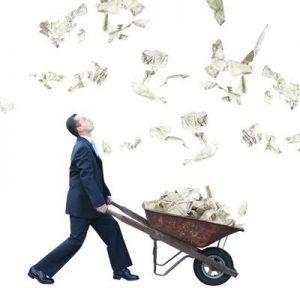 usar aceite de pachuli para el dinero