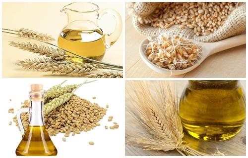 aceite de germen de trigo usos