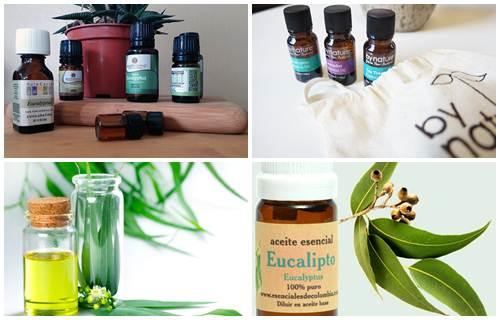 aceite esencial de eucalipto contraindicaciones