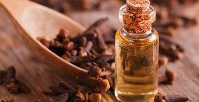 Propiedades del aceite de clavo